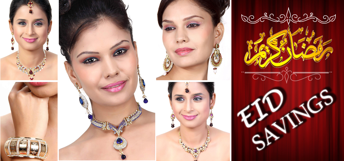 Asian Ladies Jewellery